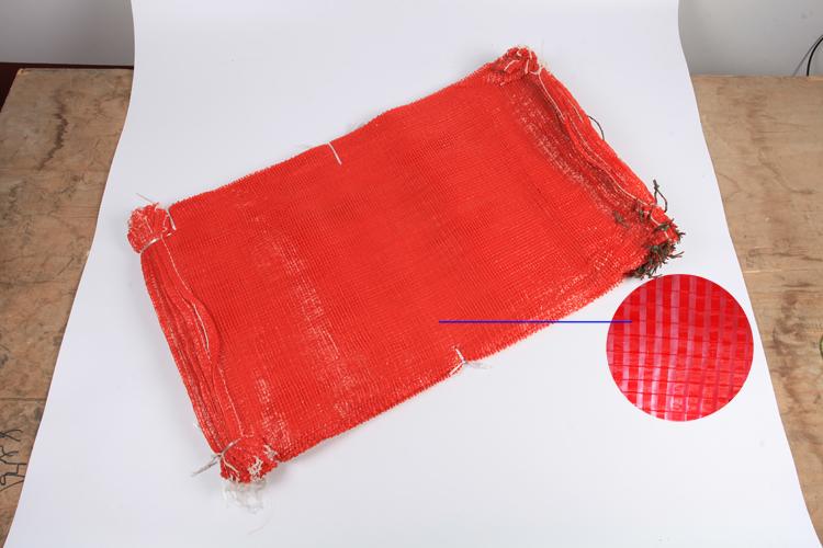 红色圆扁丝